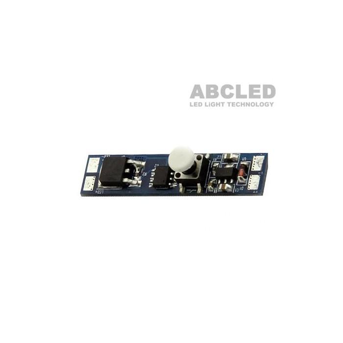 Abcled.ee - Сенсорный выключатель-кнопка в профиль 8A с памятью