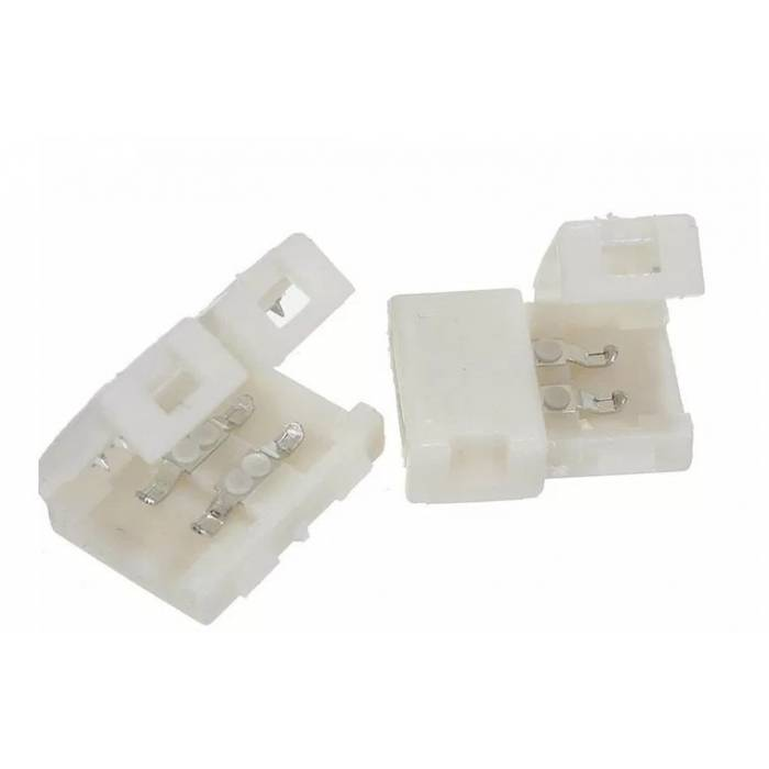 Abcled.ee - LED strip connector 2pin 10mm