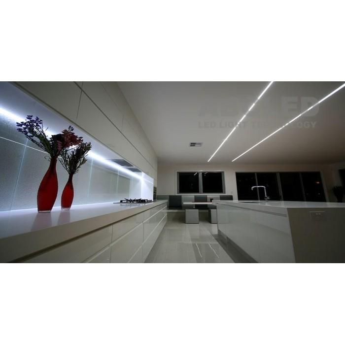Abcled.ee - LED Лента 6000k 3528smd, 30Led/m, 2,4W/m, 240 Lm