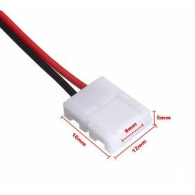 Abcled.ee - Led strip 2-connectors 2pin flexible 10mm