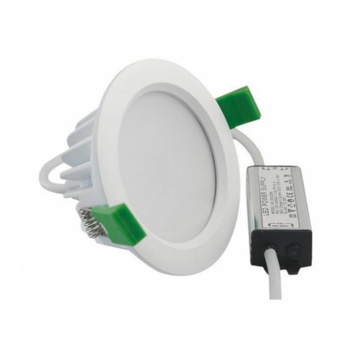 Abcled.ee - LED светильник встраиваемый 3000K 8W 640Lm IP65