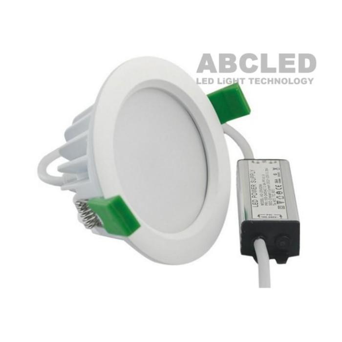 Abcled.ee - LED светильник встраиваемый 4000K 8W 640Lm IP65