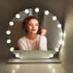 Светодиодное освещение зеркала с диммером