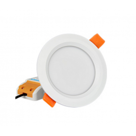 RGB+CCT LED smart downlight 6W Wifi 2.4GHz IP54