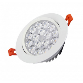 RGB+CCT LED ceiling spotlight 9W Wifi 2.4GHz
