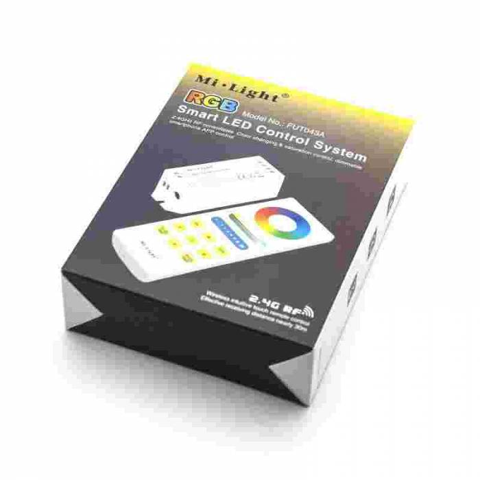 Abcled.ee - Set remote controller RF + RGB controller 15A