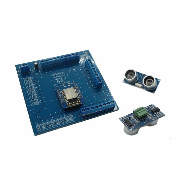 Abcled.ee - Wifi SmartStair_V4 controller 16 steps for stairs