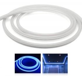 Abcled.ee - Neon Flex LED Strip Blue 5050smd, 60Led/m, 14,4W/m