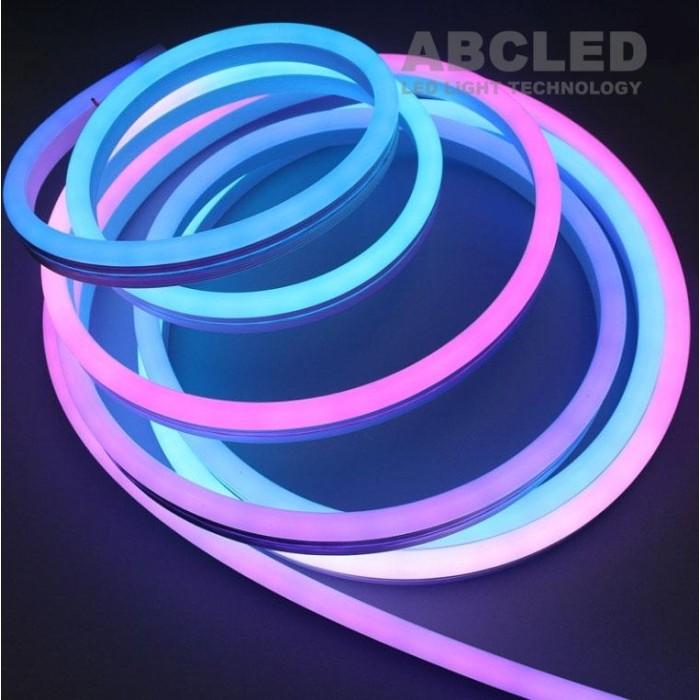 Abcled.ee - Neon Flex LED Лента RGB PIXEL IC WS2812B 5050smd
