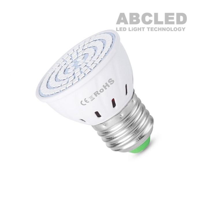 Светодиодная фито лампочка E27 3W 36Led