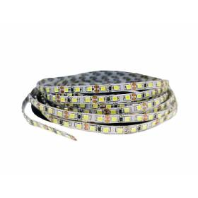 LED Riba 5mm 6000k 2835smd, 120Led/m, 9W/m, IP20, 12V