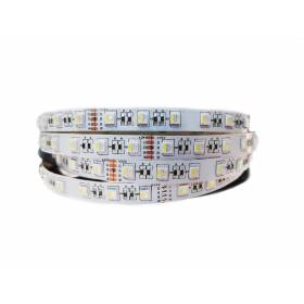 LED Riba RGBW 4in1 5050smd, 60Led/m, 19,2W/m, IP20, 24V Premium