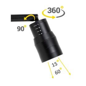 Led track светильник Montana 5W 15-60° Philips COB