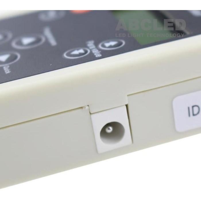 Abcled.ee - Kontroller Led pixel RGB ribadele puldiga DC 5-24V