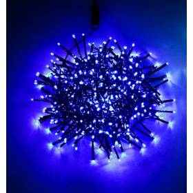 Led Christmas lights 300Led 5m with effects IP20