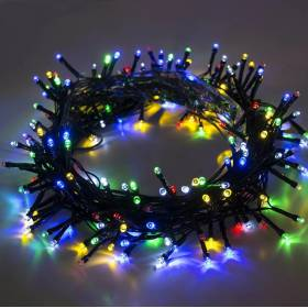 Outdoor Led Christmas lights 500Led 38m IP44 RGBW