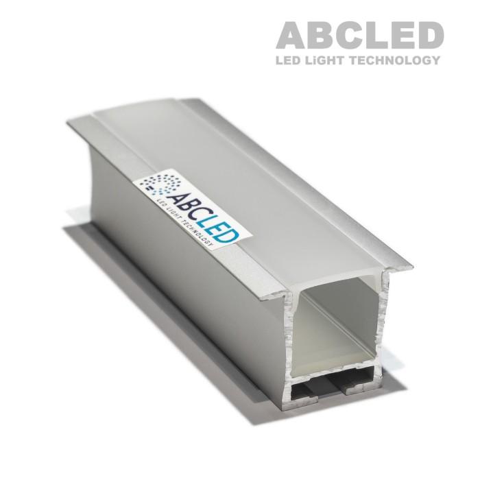 Abcled.ee - Aluminium profile AP3528 recessed