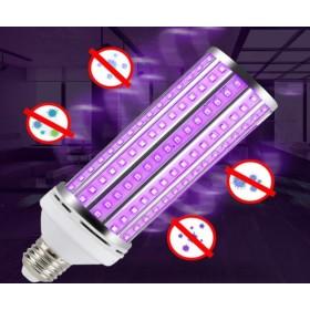 Abcled.ee - Светодиодная E27 бактерицидная УФ лампочка 60W 230V