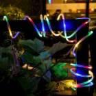 LED световой шнур 230V УЛИЧНЫЙ